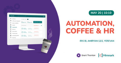Automation in HR meetup